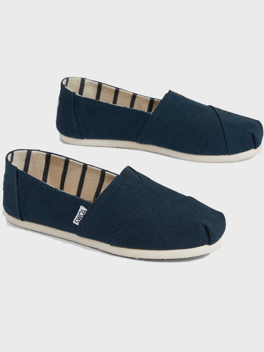 Majolica Blue Heritage Canvas Women's Classics Venice Collection - Island Outfitters