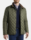 Suffolk Quilted Travel Coat - Island Outfitters