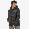 W's Down Sweater Hoody - Island Outfitters