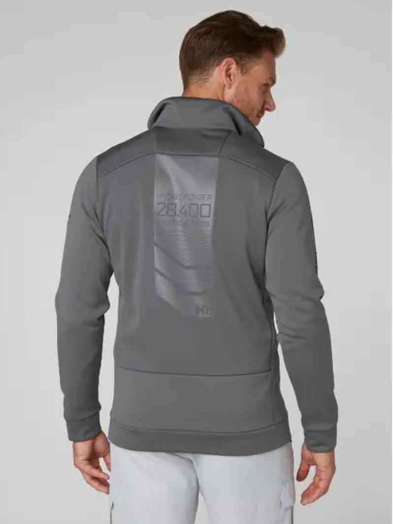 HP Fleece Jaket-Quiet Shade - Island Outfitters