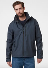 Crew Hooded Jacket-Navy - Island Outfitters