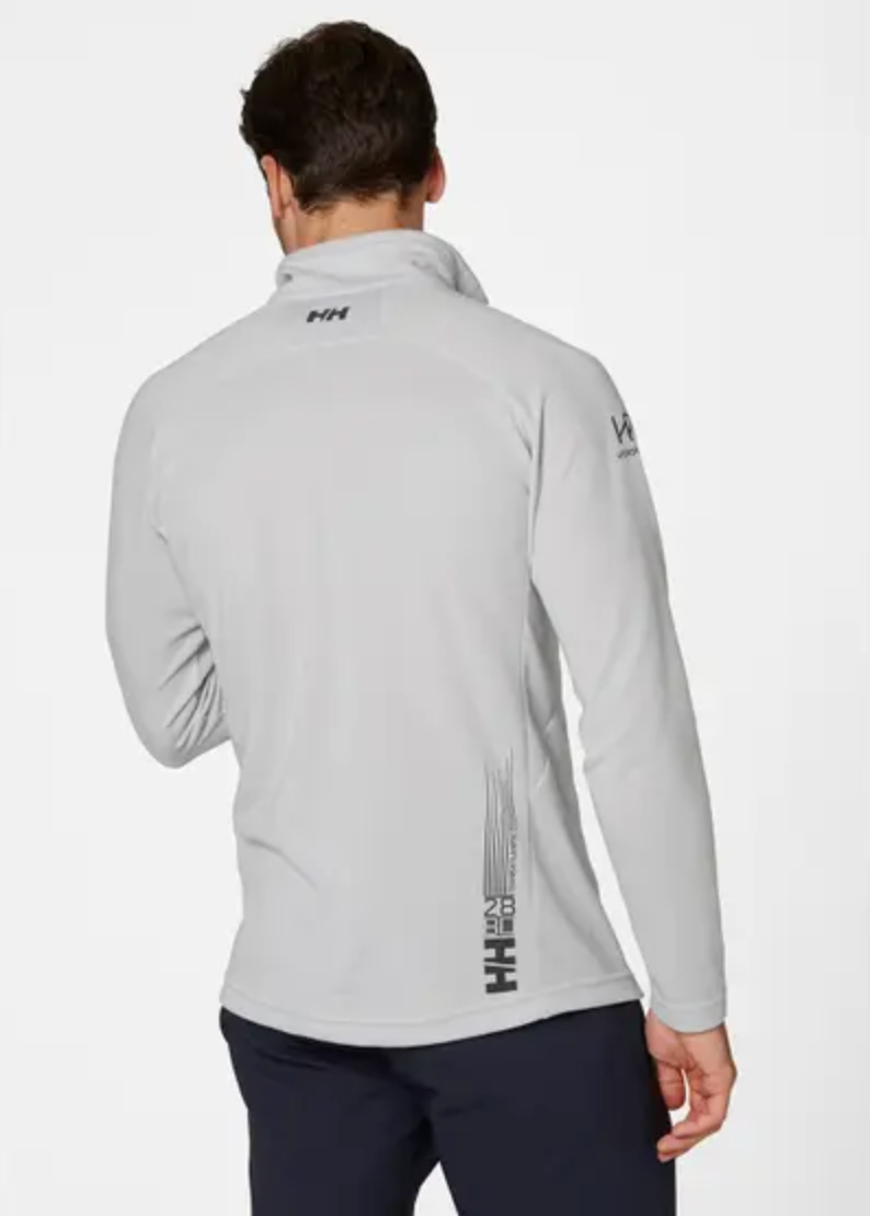 HP 1/2 Zip Pullover-Grey Fog - Island Outfitters