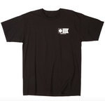 Alpha Tee- Black - Island Outfitters