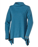 Vanessa Sweater Dark Aqua