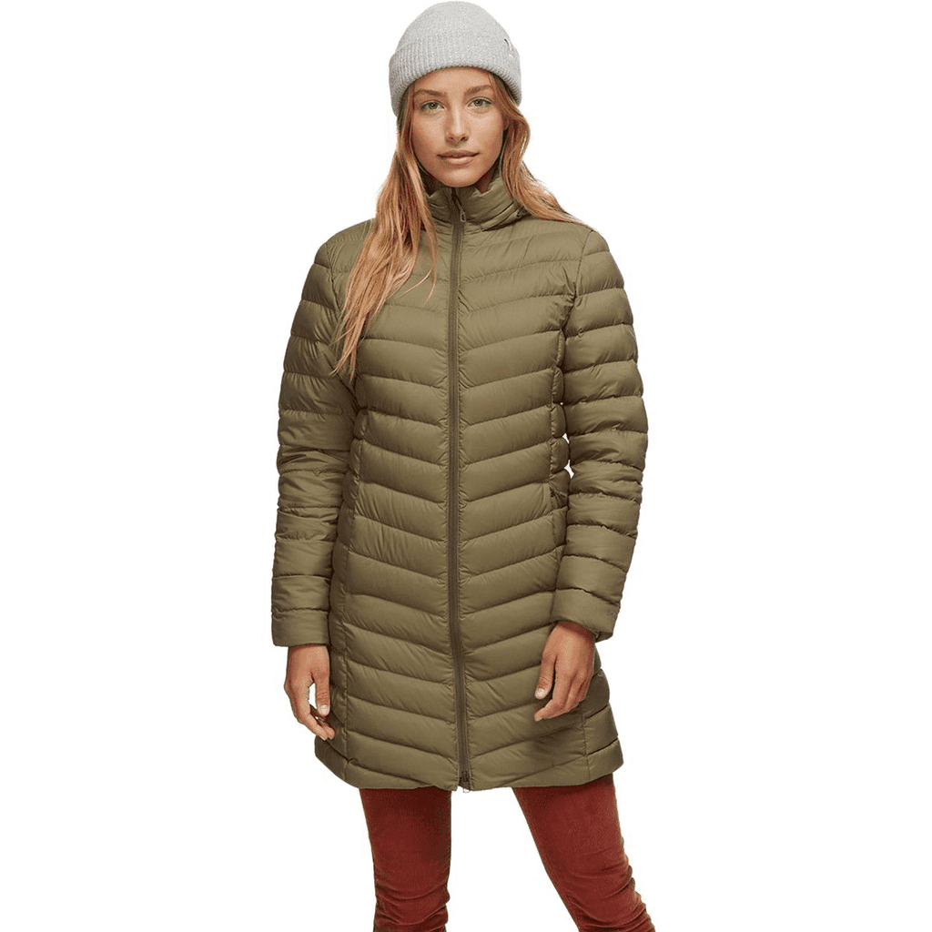 Silent Down Parka - Island Outfitters