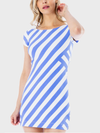 Addie-Oxford Stripe-Regatta - Island Outfitters