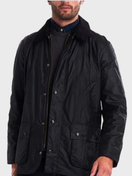 Ashby Wax Jacket - Island Outfitters