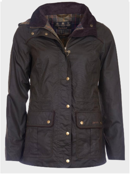 Barbour Classic Beadnell Wax Jacket - Island Outfitters