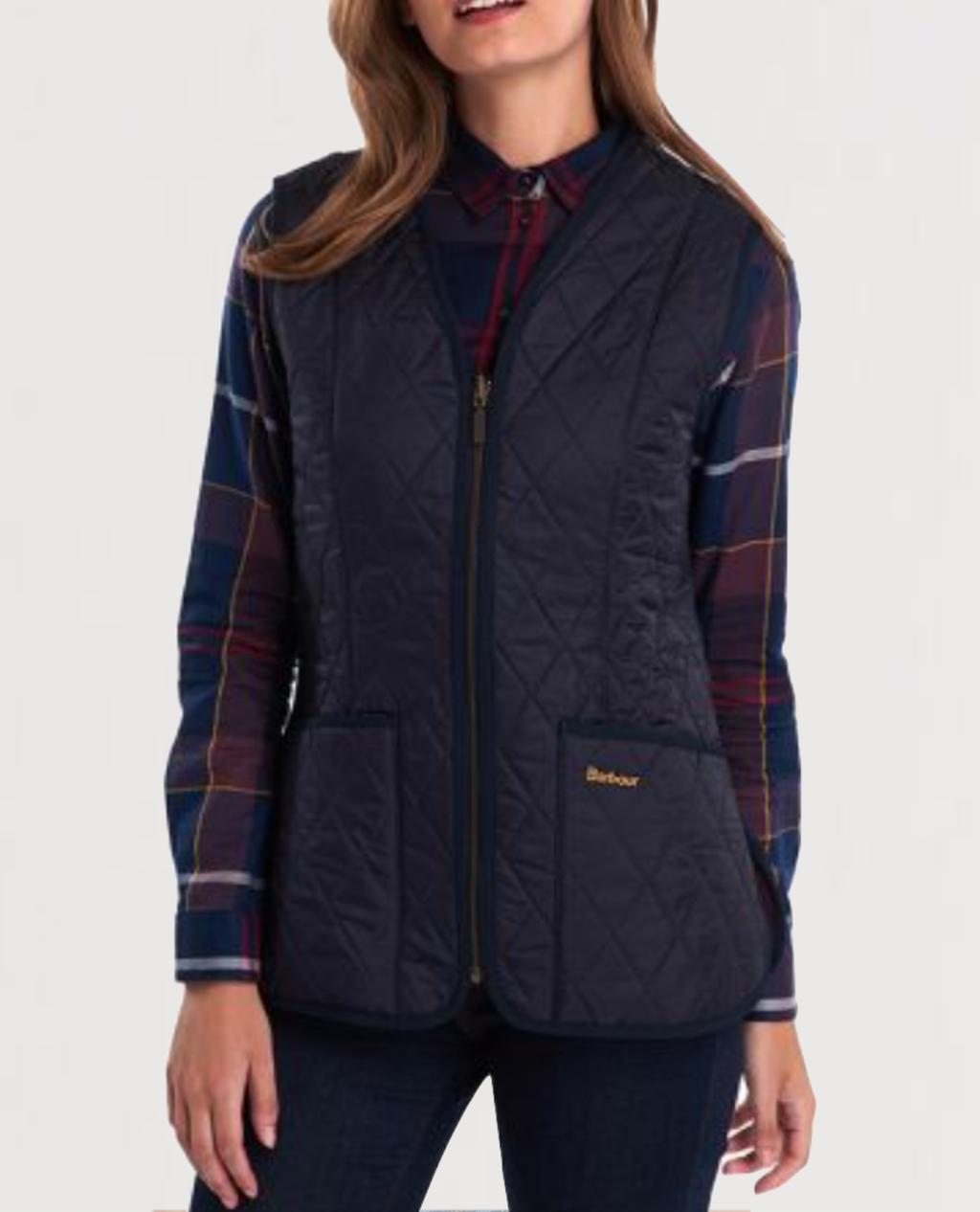 Betty Fleece Liner- Navy - Island Outfitters