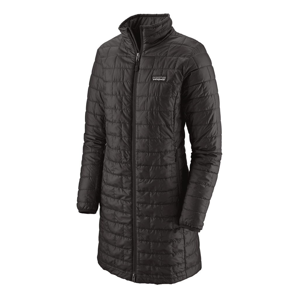 Nano Puff® Parka- Black - Island Outfitters