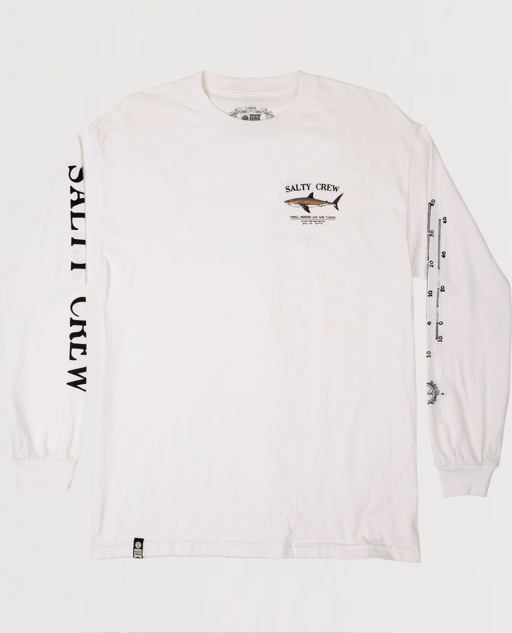 Bruce L/S Tee - Island Outfitters