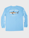 Bruce Long Sleeve Tech Tee - Island Outfitters