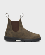 M's #585 Chelsea Boot- Rustic Brown - Island Outfitters