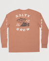 Double Down Tech L/S Tee - Island Outfitters