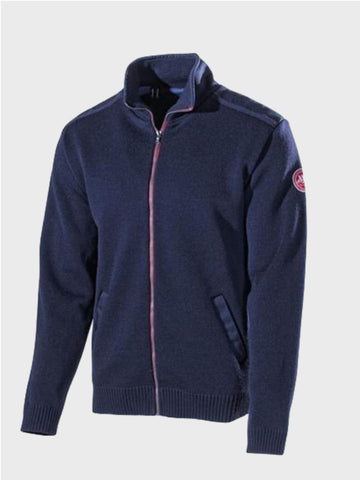 Wool Gregor Windproof Full-Zip