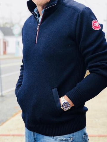 Gregor Windproof Quarter-Zip