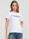 Women's Logo Tee White - Island Outfitters