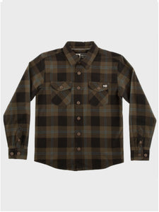 Inshore Flannel - Island Outfitters