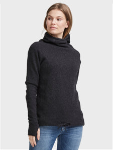 Martina Windproof- Anthracite Mel. - Island Outfitters