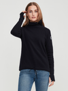 Martina Windproof- Navy - Island Outfitters