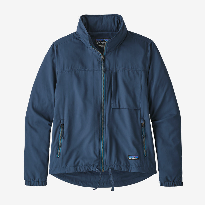 Women's Mountain View Windbreaker Jacket - Island Outfitters