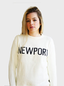 Newport Town Sweater - Island Outfitters
