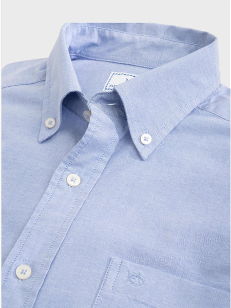 Channel Marker Oxford Button Down