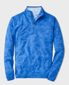 Perth Camo Performance Quarter-Zip - Island Outfitters