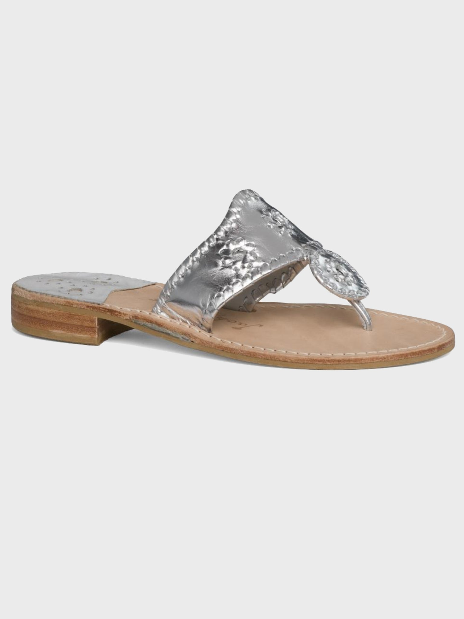 Hampton Flat Silver - Island Outfitters