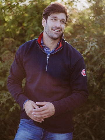 Skipper 1/4 Zip Windproof - Island Outfitters