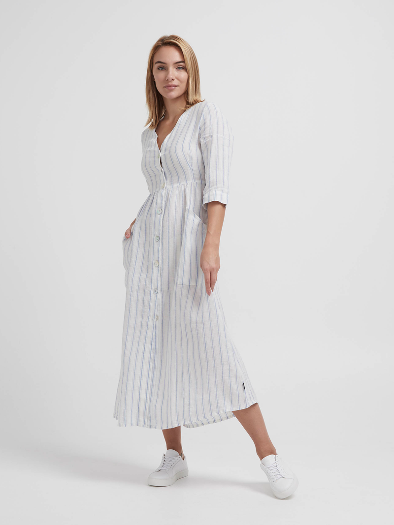 Solina Dress - Island Outfitters