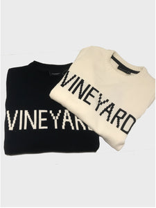 "Custom ""Vineyard"" Holebrook Sweater"