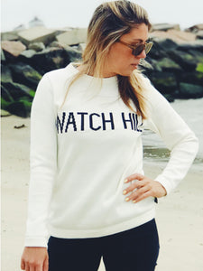 "Custom ""Watch Hill"" Holebrook Sweater"
