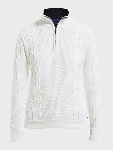 Annika Windproof Sweater