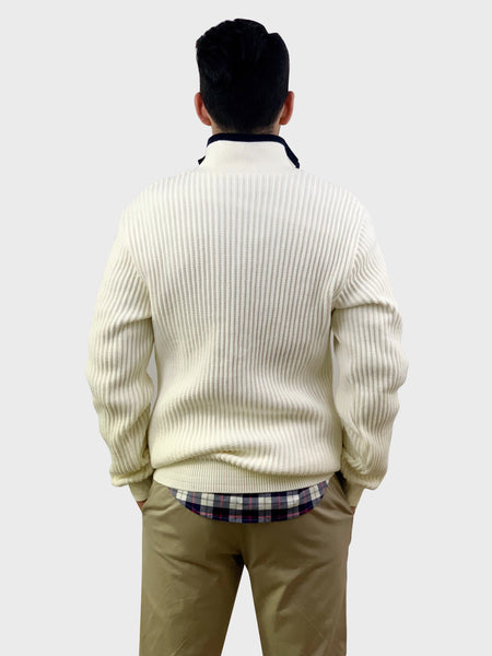 Zipper Windproof Sweater