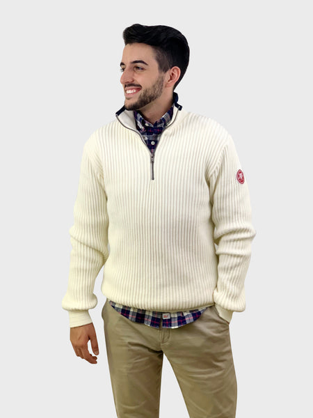 Zipper Windproof Sweater - Island Outfitters