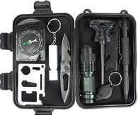 Emergency Survival 10 in 1 Kit