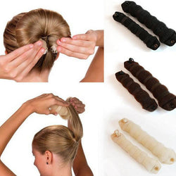 2PC/Set Hair Style Bun Makers