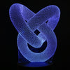 3D Optical Illusion Night Light