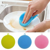 Multifunction Antibacterial Silicone Dish Scrubber
