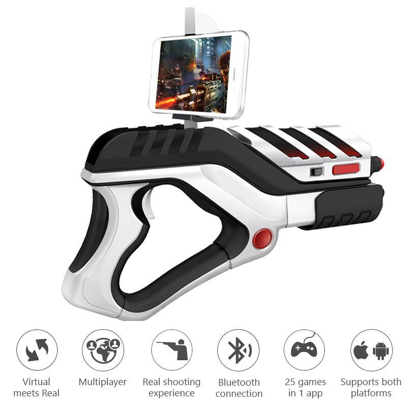Augmented Reality Toy Gun