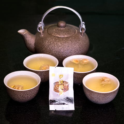 Dehydrated Monk Fruit Tea