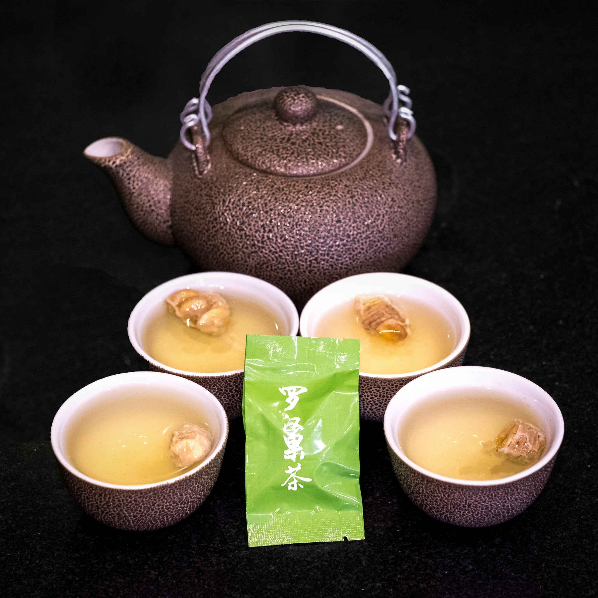 Fire Roasted Monk Fruit Tea
