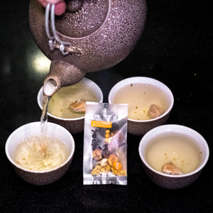 Monk Fruit Tea with Osmanthus Flowers