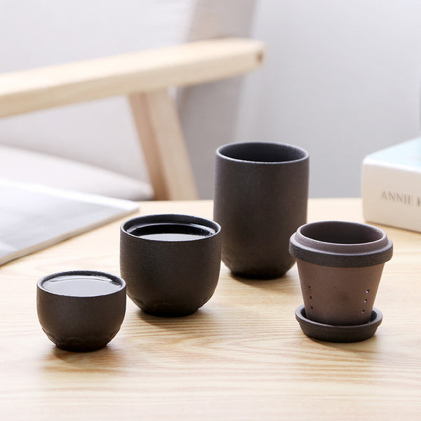 Portable Porcelain Tea Set