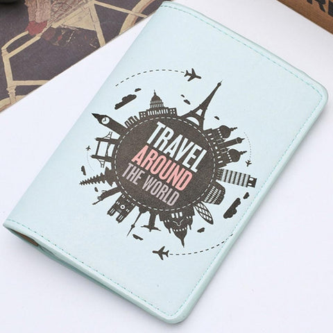 Travel Cover Passport Holder