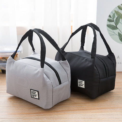 Portable Thermal Insulated Lunch Box