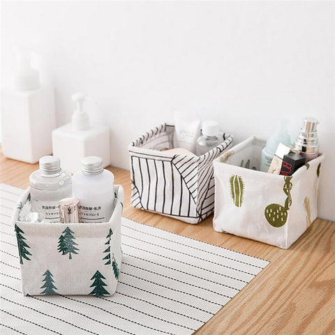 High Quality Fabric Travel Makeup Organizer