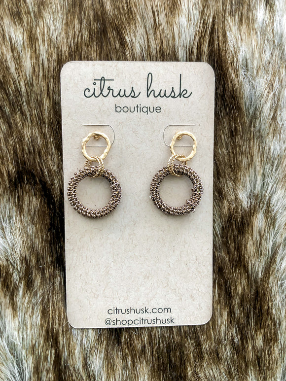Cindy Mini Hoops