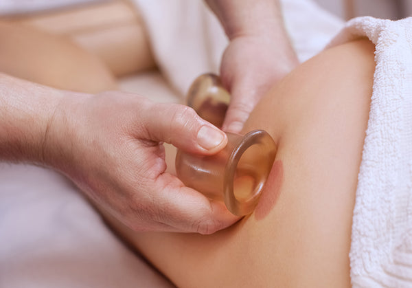 How Does Silicone Cupping Therapy Work and What Does it Help
